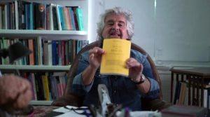 """Beppe Grillo, controdiscorso di fine anno: """"2017 di riscatto e orgoglio"""""""