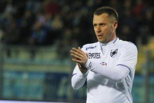 Calciomercato Sampdoria, Antonio Cassano tra la rescissione e l'addio al calcio