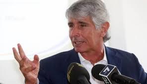 """Andrea Abodi: """"Candidarmi a presidente della Figc? Non lo escludo"""" (foto Ansa)"""