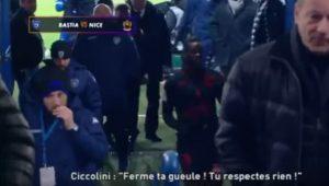 """Balotelli, l'allenatore del Bastia: """"Zitto e vaff..."""""""
