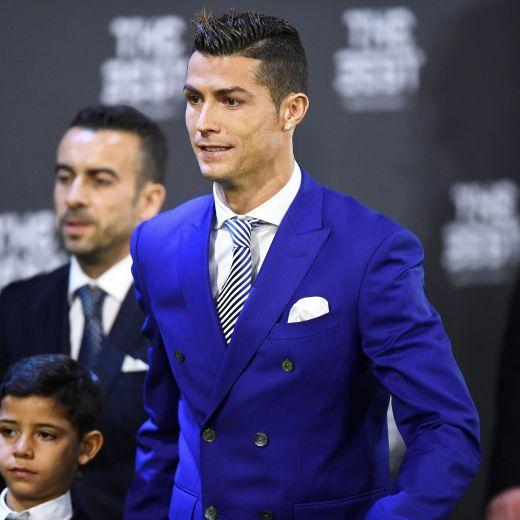 Fifa Awards, Cristiano Ronaldo miglior giocatore dell'anno4