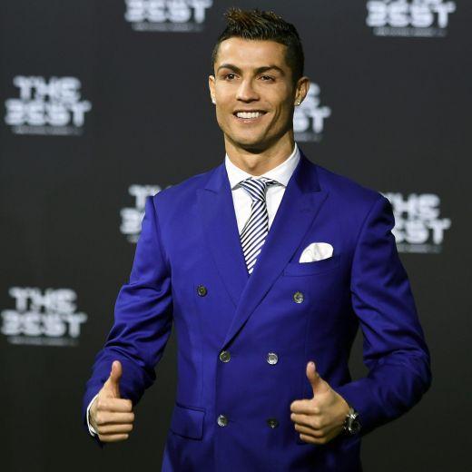 Fifa Awards, Cristiano Ronaldo miglior giocatore dell'anno