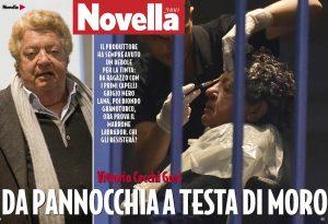 Vittorio Cecchi Gori si fa tinta ai capelli: da color pannocchia a...