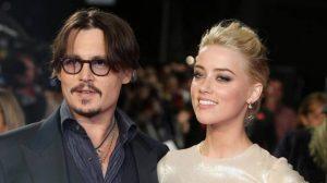 Johnny Depp e Amber Heard (foto Ansa)
