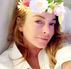Lindsay Lohan (foto Ansa)