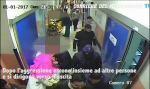 Catania, spedizione punitiva contro il medico: aggredito in corsia VIDEO