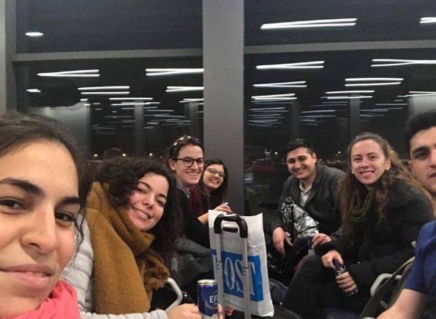 Maltempo, 500 italiani bloccati aeroporto Istanbul per tempesta neve6