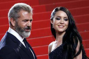 Mel Gibson papà per la nona volta: è nato Lars Gerard (foto Ansa)