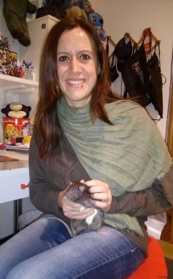 Roma. Monica Lozzi, presidente M5s VII Municipio adotta topo: FOTO su Facebook