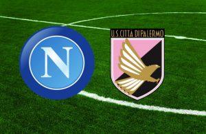 Napoli-Palermo diretta formazioni ufficiali video gol highlights pagelle foto