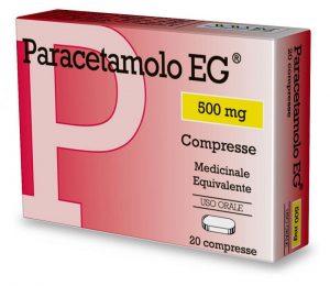 Paracetamolo EG, farmaco per febbre ritirato da farmacie