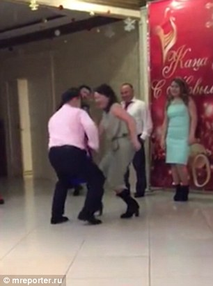 Prova il passo alla Dirty Dancing5