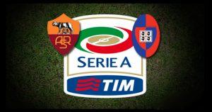 Roma-Cagliari diretta formazioni ufficiali video gol highlights pagelle foto