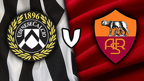 Udinese-Roma streaming e diretta tv, dove vederla