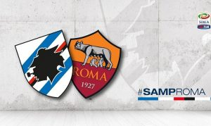 Sampdoria-Roma streaming - diretta tv, dove vederla