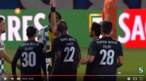 Porto, Danilo: video espulsione più assurda della storia