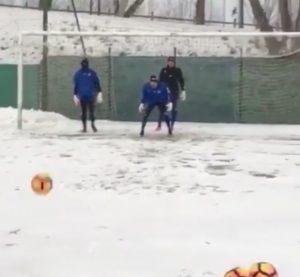 Pescara-Fiorentina rinviata per neve e maltempo in Abruzzo