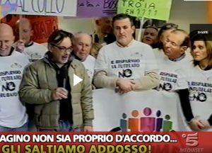 """Dalla vostra parte, fuorionda di Mario Marchi: """"Chi mi scuoia Zanetti?"""""""