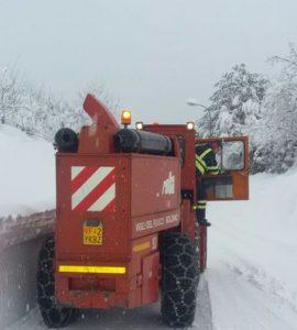 Maltempo, pericolo slavina: Pozza Acquasanta (Ascoli Piceno) evacuata
