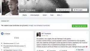 Lazio, Tounkara chiede scusa a tifoso aggredito