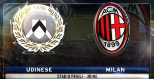 Udinese-Milan streaming - diretta tv, dove vederla