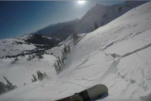 VALANGA-SNOWBOARD