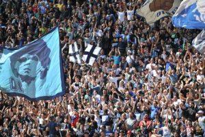 Biglietti Napoli-Real Madrid, tifosi in fila dall'alba per la Champions