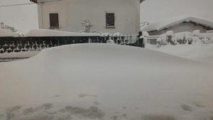 Maltempo: in Abruzzo senza luce un quarto della popolazione