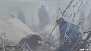 YOUTUBE Aereo turco precipita sulle case in Kirghizistan: almeno 37 morti