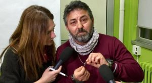 """Alessio Feniello, papà di Stefano morto al Rigopiano, irato in tv: """"Vi faccio..."""""""