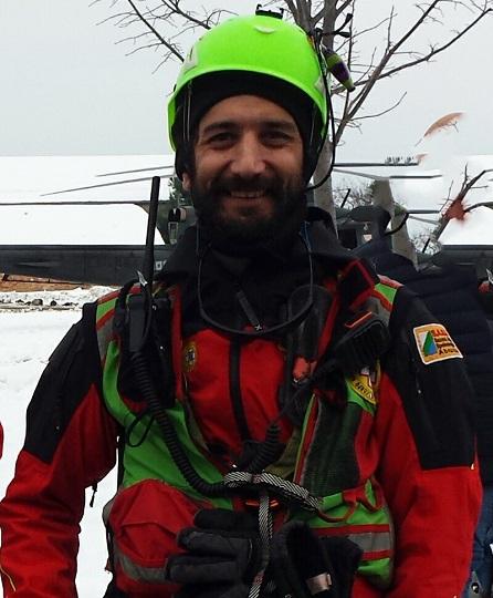 Muore di infarto a 39 anni Andrea Pietrolungo, speleologo soccorritore a Rigopiano