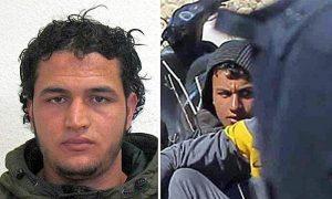 Anis Amri, dito medio a telecamera dopo attacco. Stessa arma Berlino e Milano
