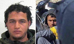 Anis Amri aveva mille euro in tasca, caccia a bancomat e finanziatori
