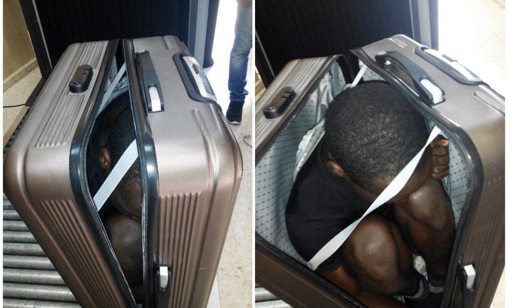 Ceuta: cercano di entrare in Spagna nascosti nel cruscotto4