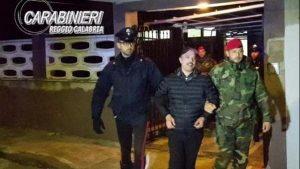 Ndrangheta, arrestato il latitante Antonino Pesce