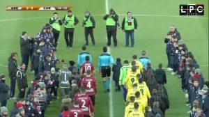 Arezzo-Alessandria Sportube: streaming diretta live, ecco come vedere la partita