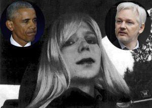 """Obama grazia Chelsea Manning, ma Assange ci ripensa: """"Non mi consegno"""""""