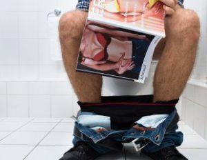 Autoerotismo al lavoro meglio della pausa sigaretta