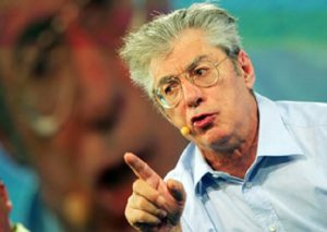 """Umberto Bossi disse """"terrone"""" a Napolitano: condanna ridotta ad un anno"""