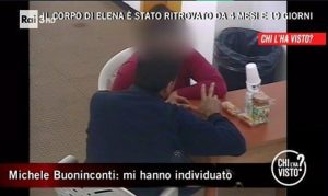 """Elena Ceste, Michele Buoninconti a un'amica: """"Il carcere sembra una vacanza"""""""