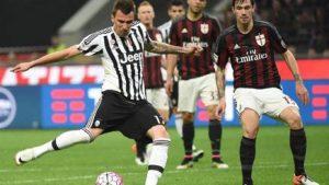 Juventus-Milan diretta formazioni ufficiali video gol highlights pagelle foto coppa italia