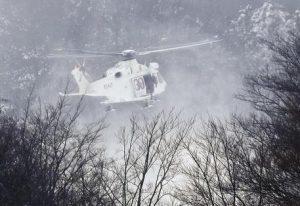 Campofelice: soccorritori eroici, ma vale la pena rischiare per una gamba rotta?