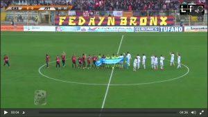 Casertana-Paganese Sportube: streaming diretta live, ecco come vedere la partita