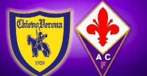 Chievo-Fiorentina diretta formazioni ufficiali video gol highlights pagelle foto
