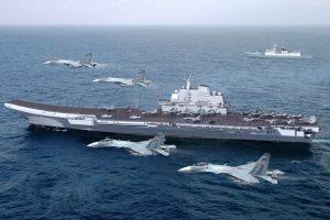 Cina, manovre militari nel mare del Sud spaventano l'India