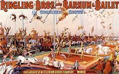 Il circo Barnum