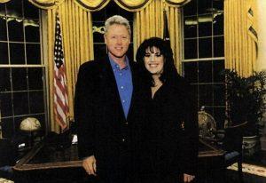 Monica Lewinsky, serie tv racconterà la sua storia