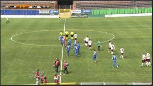 Como-Giana Erminio Sportube: streaming diretta live, ecco come vedere la partita