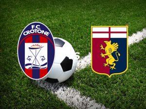 Genoa-Crotone streaming - diretta tv, dove vederla