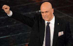 Sanremo, Maurizio Crozza prenderà 150mila euro, Carlo Conti...